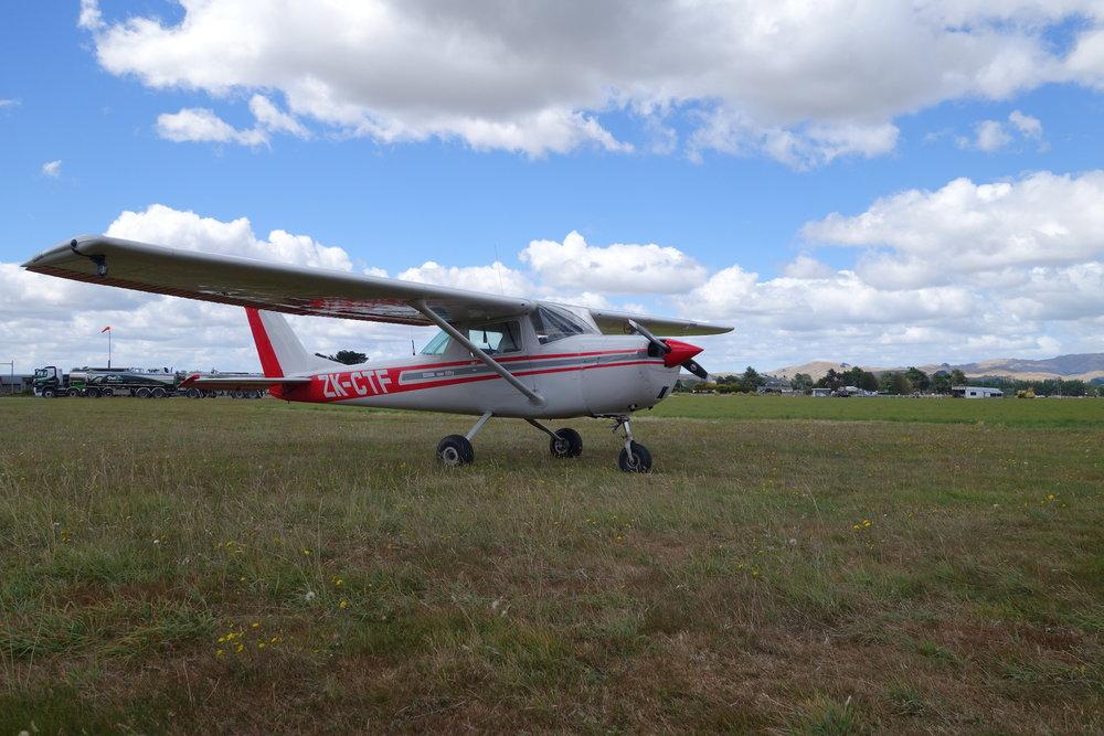 Cessna C150H