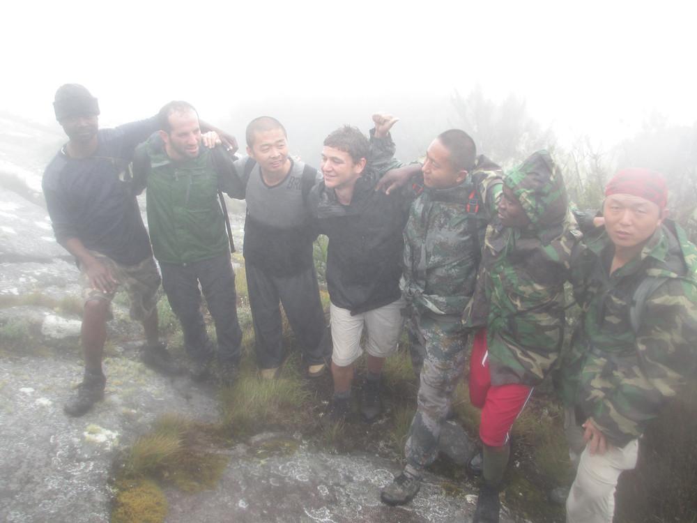 Mt Mulanji Funny Chinese soldiers.JPG