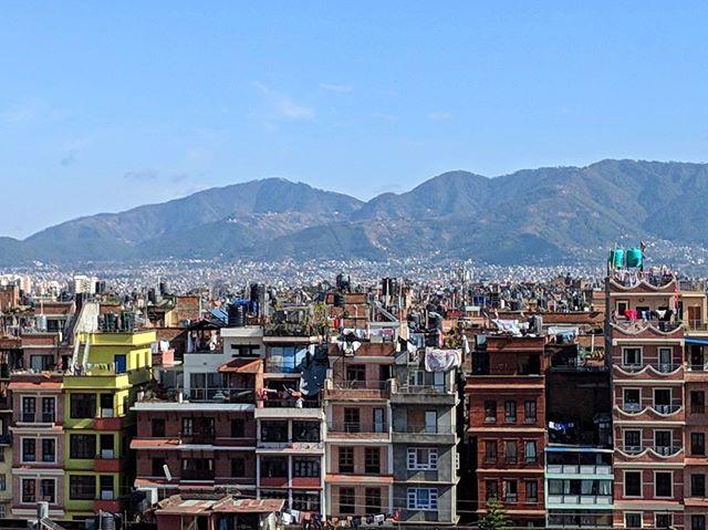 Site visit/urban density 🏔  #wip #kathmandu #patan