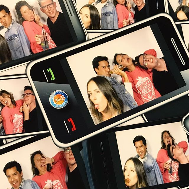 ✨MŌdéls✨That time we shared a very confusing photo booth at D&B. #youcantsitwithus #daveandbusters #instgay