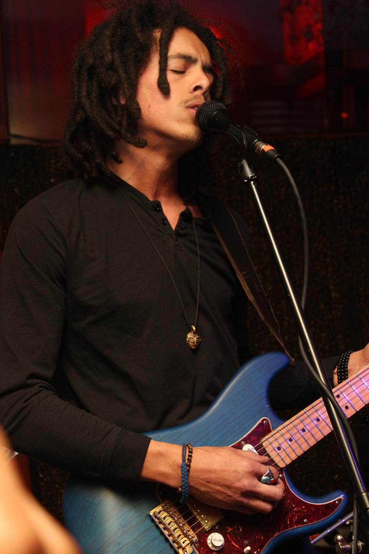 illFatedNatives Vocals & Guitar - Otheni