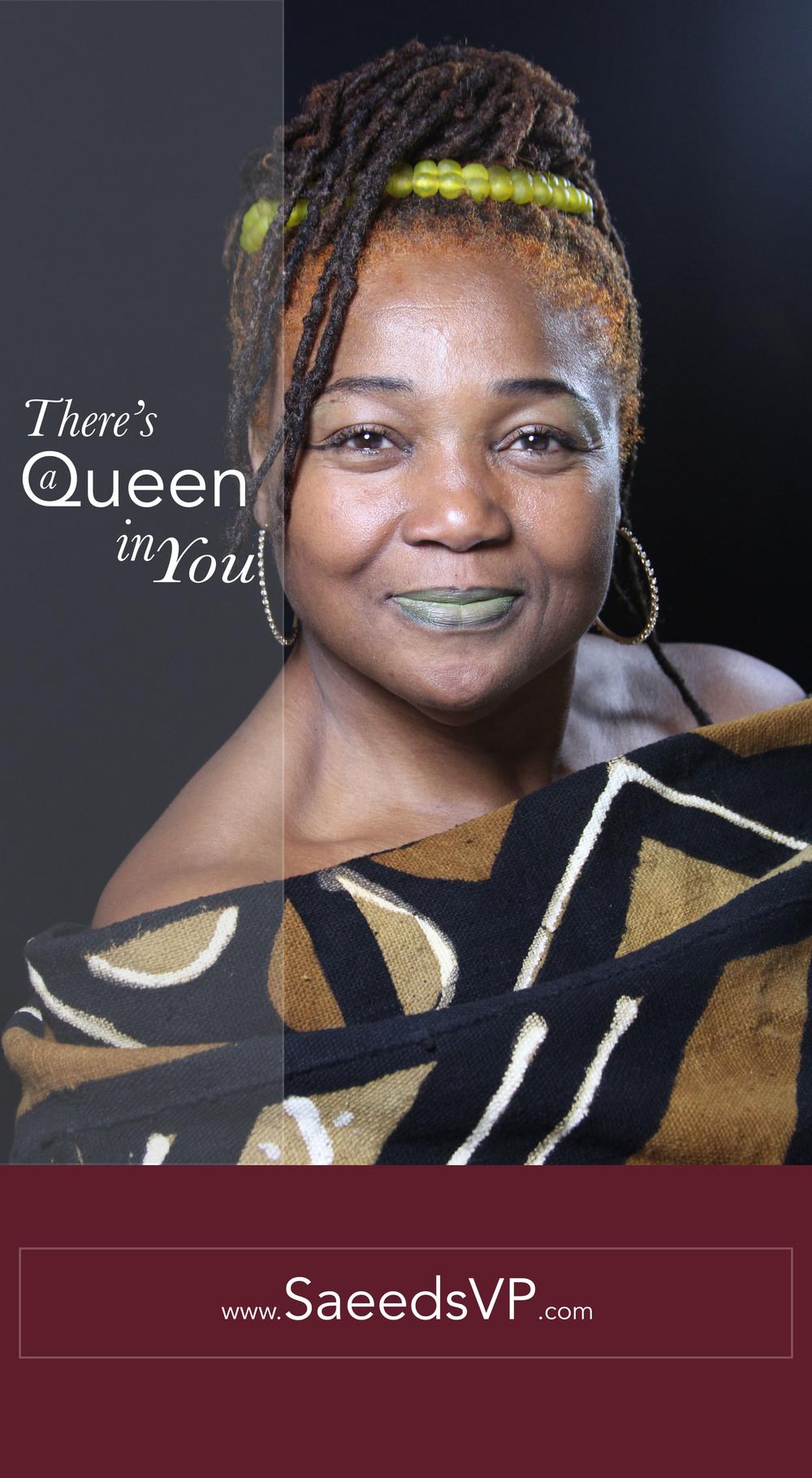 Joy Ellis Queen's Portrait