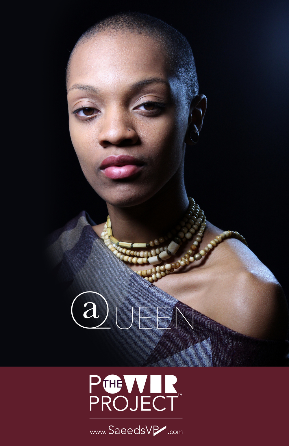 """What Queens do you know?Join the conversation as we discover Powerful Women and acknowledge the ones we know.The woman above """"Joie Kathos"""" has been acknowledged for her Queen like attributes.Queen's are supreme by lineage and have the authority to address pressing issues.Share this image with a woman you think is applying her authority to make the world a better place using the hashtag#icTheQueeninU"""