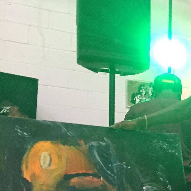 Click to see full image NEW Limited Edition 48x36in Museum stretched Canvas painting the 'Leo Soul' this piece has a lot of layer and is available for purchase and understanding call or email today 🖌🖊,💯 🖖🏾🙏🏾This page will give you glimpses  my site will get you involved --------------------------- #Fashion #Art #Film & a different #Vibe ---------------------------- link in my bio -------/// Follow share support & Elevate Everyday #staytuned this a life thing  #saeedsvp #art #new #tone #book #movies #global #joy #harmony #growth #gratitude #abundance #significance #freedom #peace #art #love  #afrofuturism #now #artbasel #artcollectors #artcollector  #futurism #afrofuturism #art