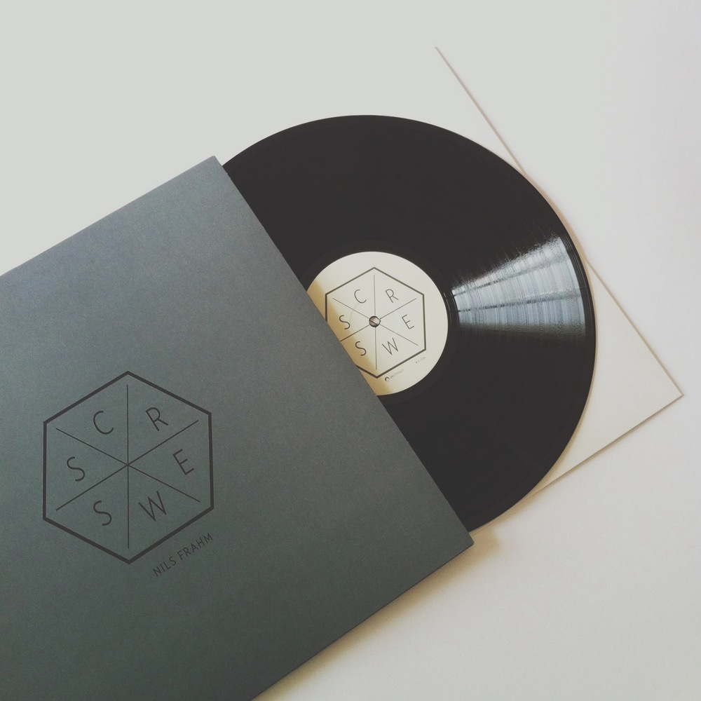 Nils Frahm - Screws vinyl