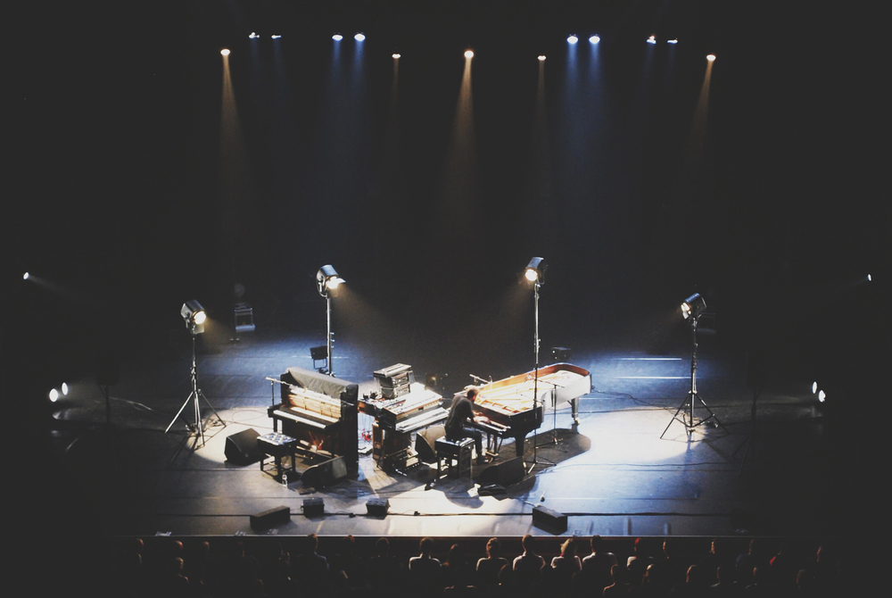 Nils Frahm @ The Barbican