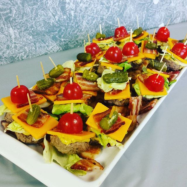 Hurry down to ladies night at clear chiro in redmond mini bacon cheese burgers while they last! #ketodiet #ketocarole #bacon