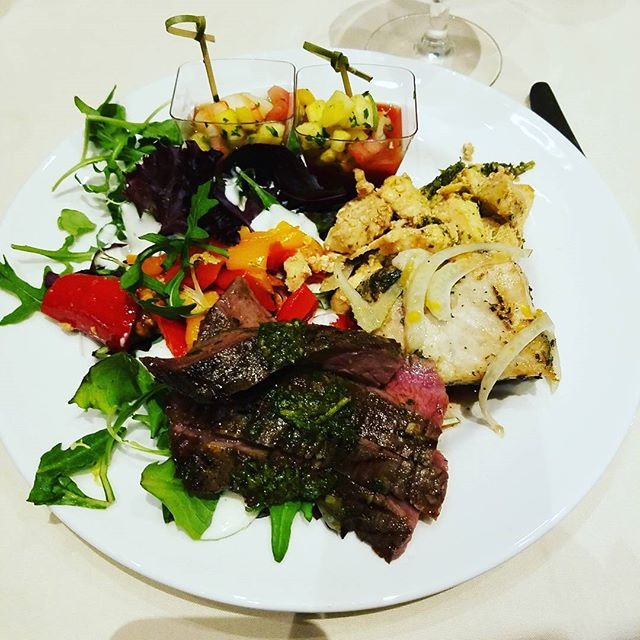 VIP lunch at #speaktosell in #lasvegas  #lchf #lowcarb #highfat
