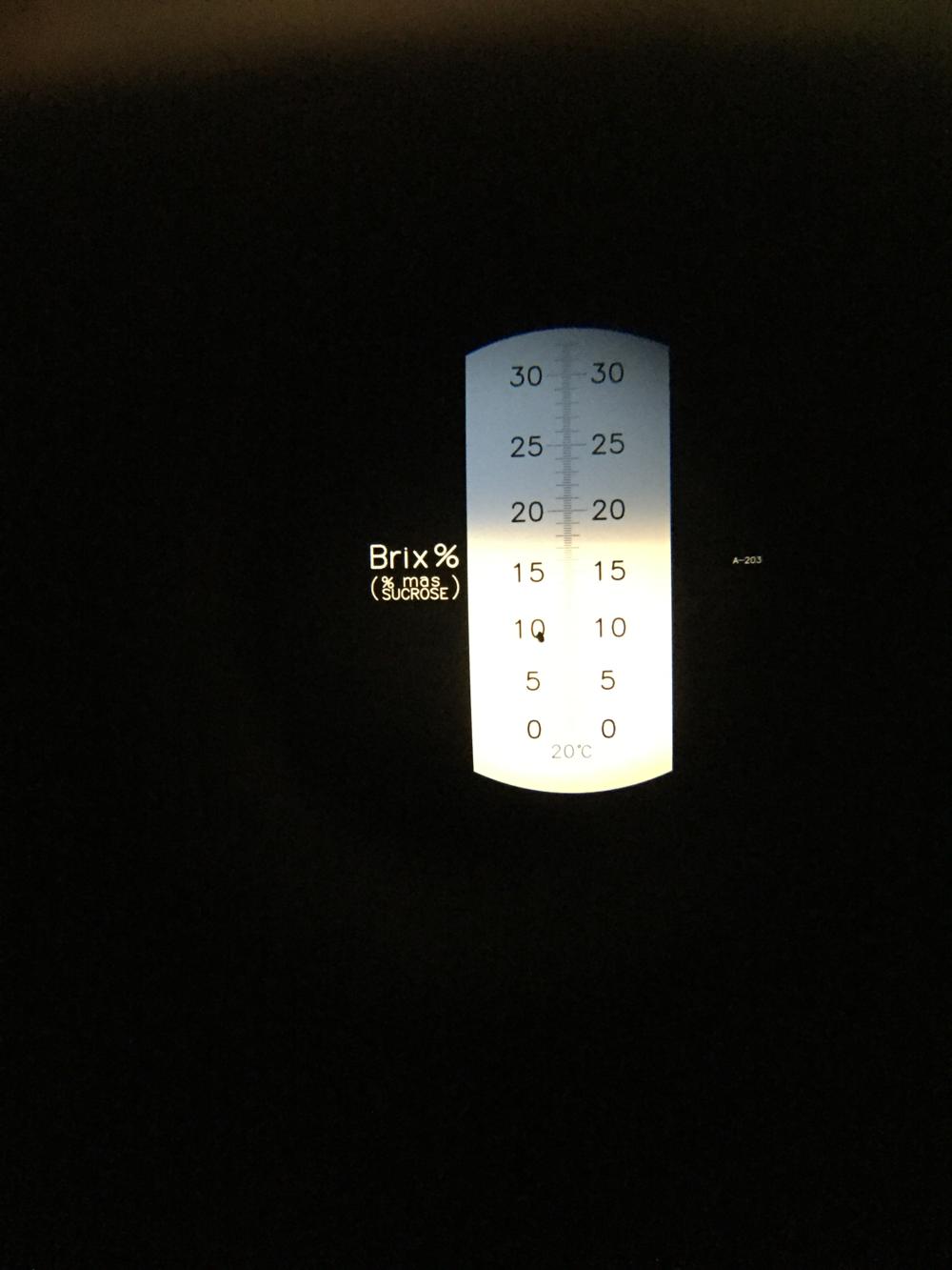 Brix-meter