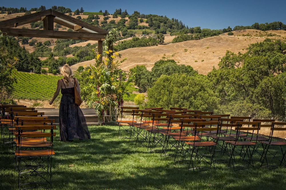 The Wedding Venue at The Highlands Estate