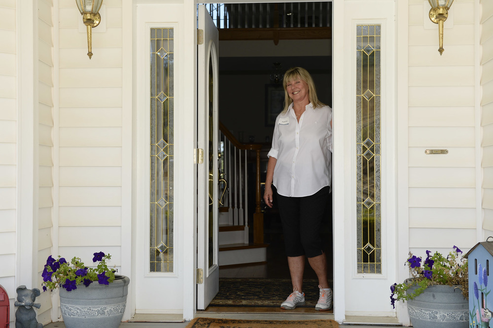 Bed and Breakfast tours at The Highlands Estate