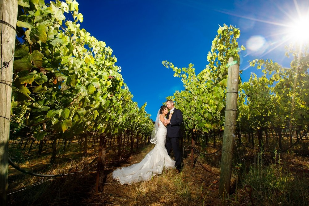 Romantic Vineyards