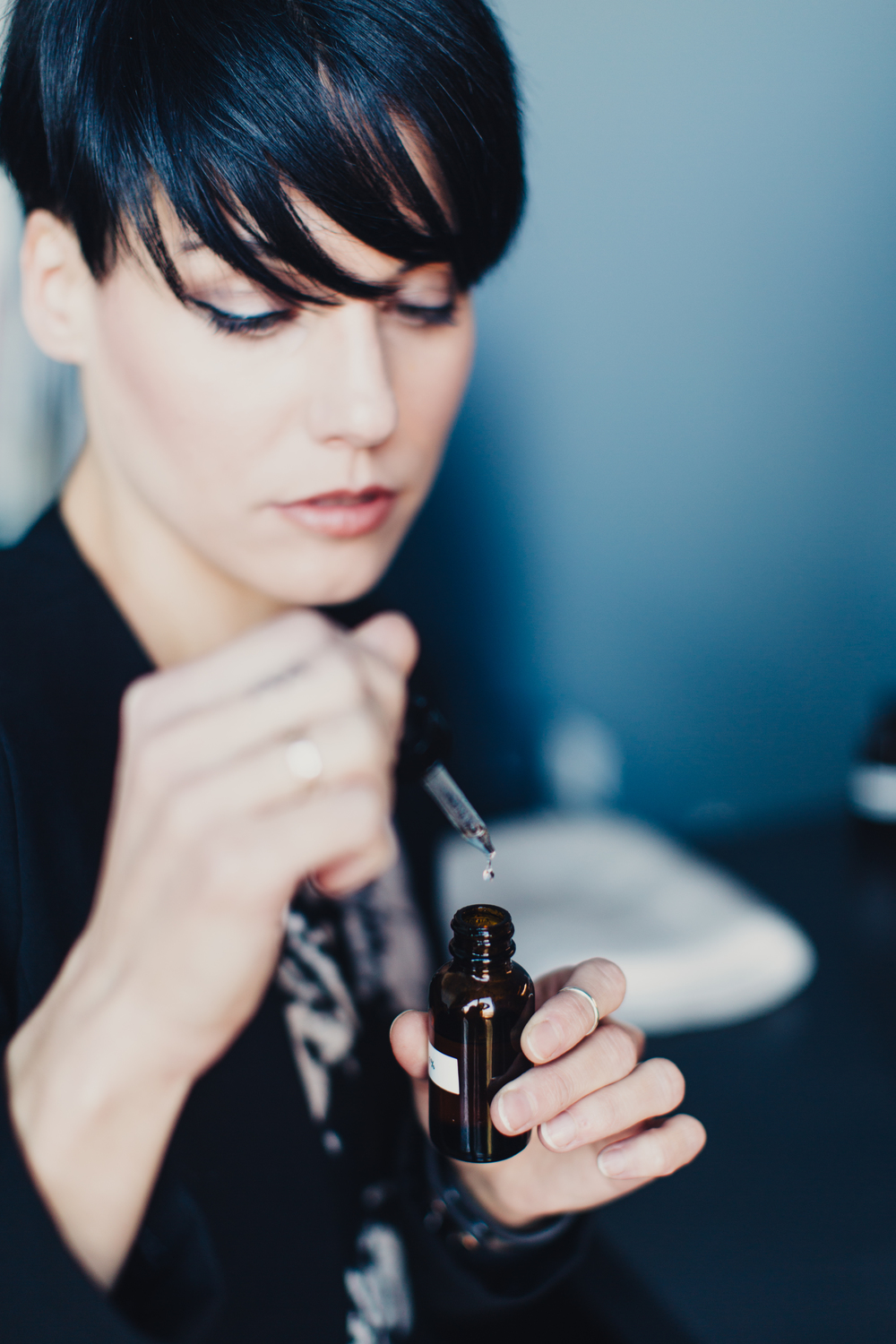 At home with Parfum Magnét for Seattle Met