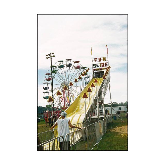 Town fair, somewhere upstate #leicam3 #portra400