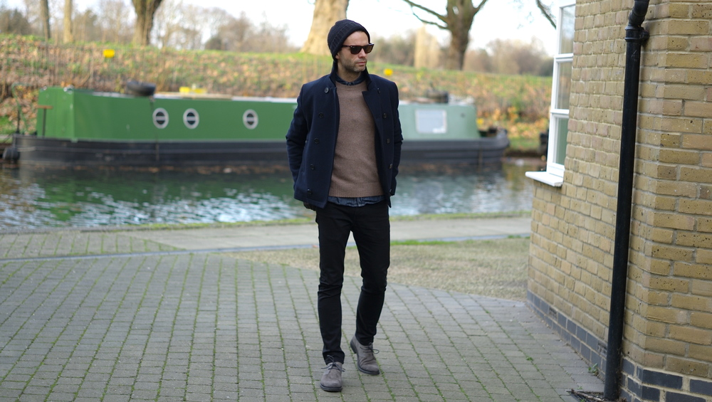 Casual Snob All Saints Peacoat 4.JPG