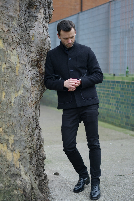 Folk Clothing Coat - Casual snob