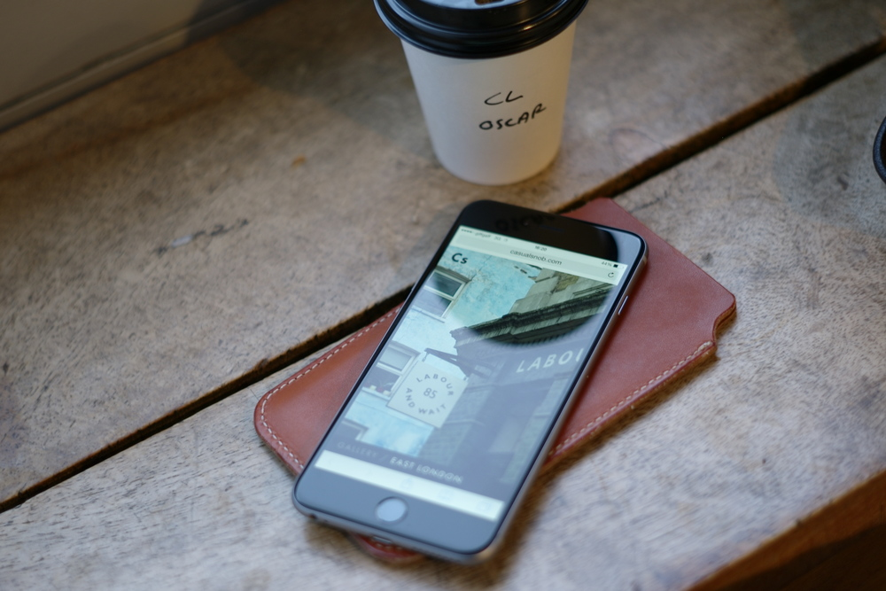 Casual Snob Iphone 6 Case By Ryan LondonA