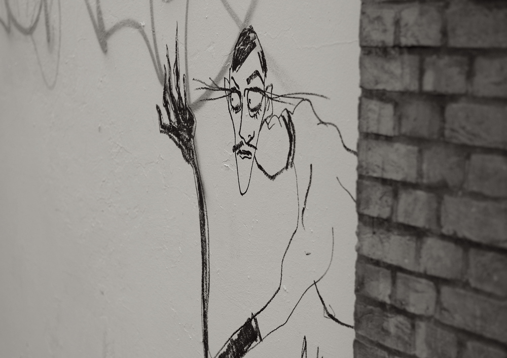 Shoreditch London - Mural