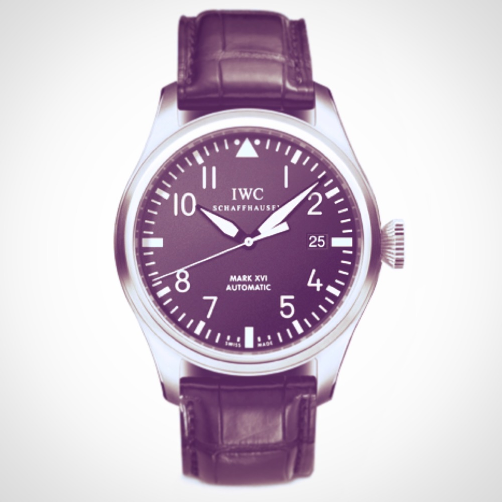 IWC Mark XVI Modified