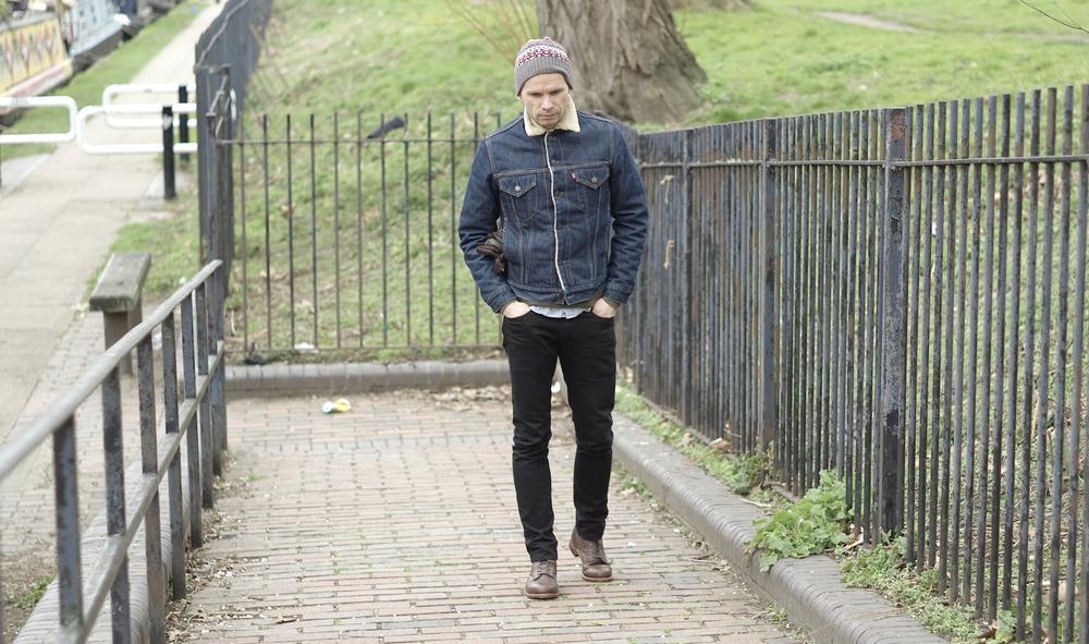 Cs Bartosz Gajec Levi's Sherpa Jacket