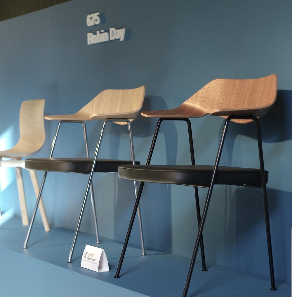 Casual snob - Robin Day Chairs.JPG