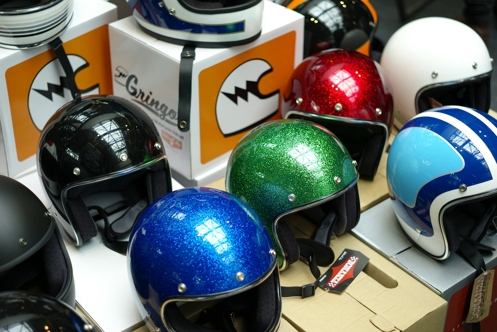 Casual snob - Open Face Helmets