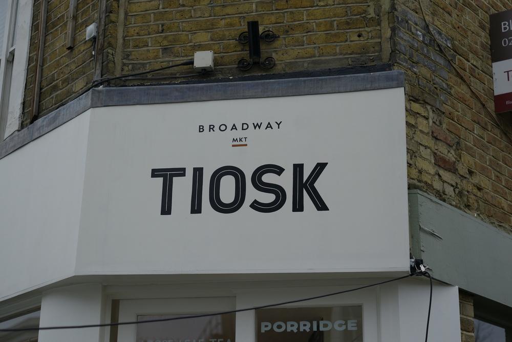 cs Broadway Market Street Kiosk