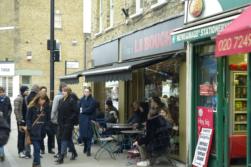 cs Broadway Market Street La Bouche
