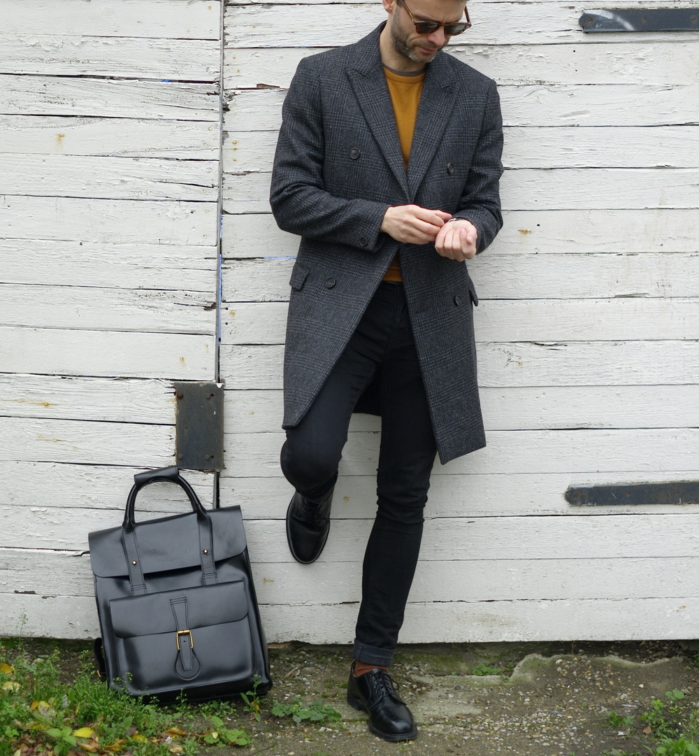 Cs Bartosz Gajec All Saints Coat Dr Martens bag.JPG
