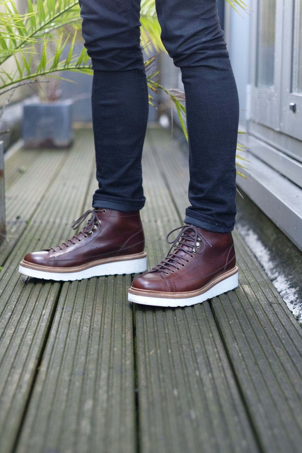 Casual snob - Grenson Andy Monkey Boots 1.JPG
