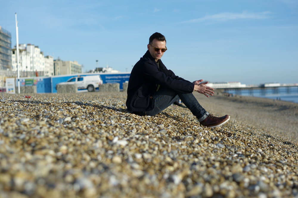 Bartosz Gajec - Casual snob - Universal Works Melton Jacket Grenson Andy Boots 3.JPG