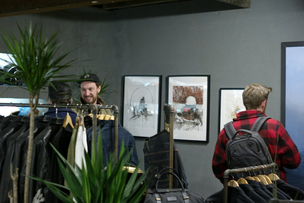 Casual snob - Nicholas Coleman Exhibition at Bolt 4.JPG