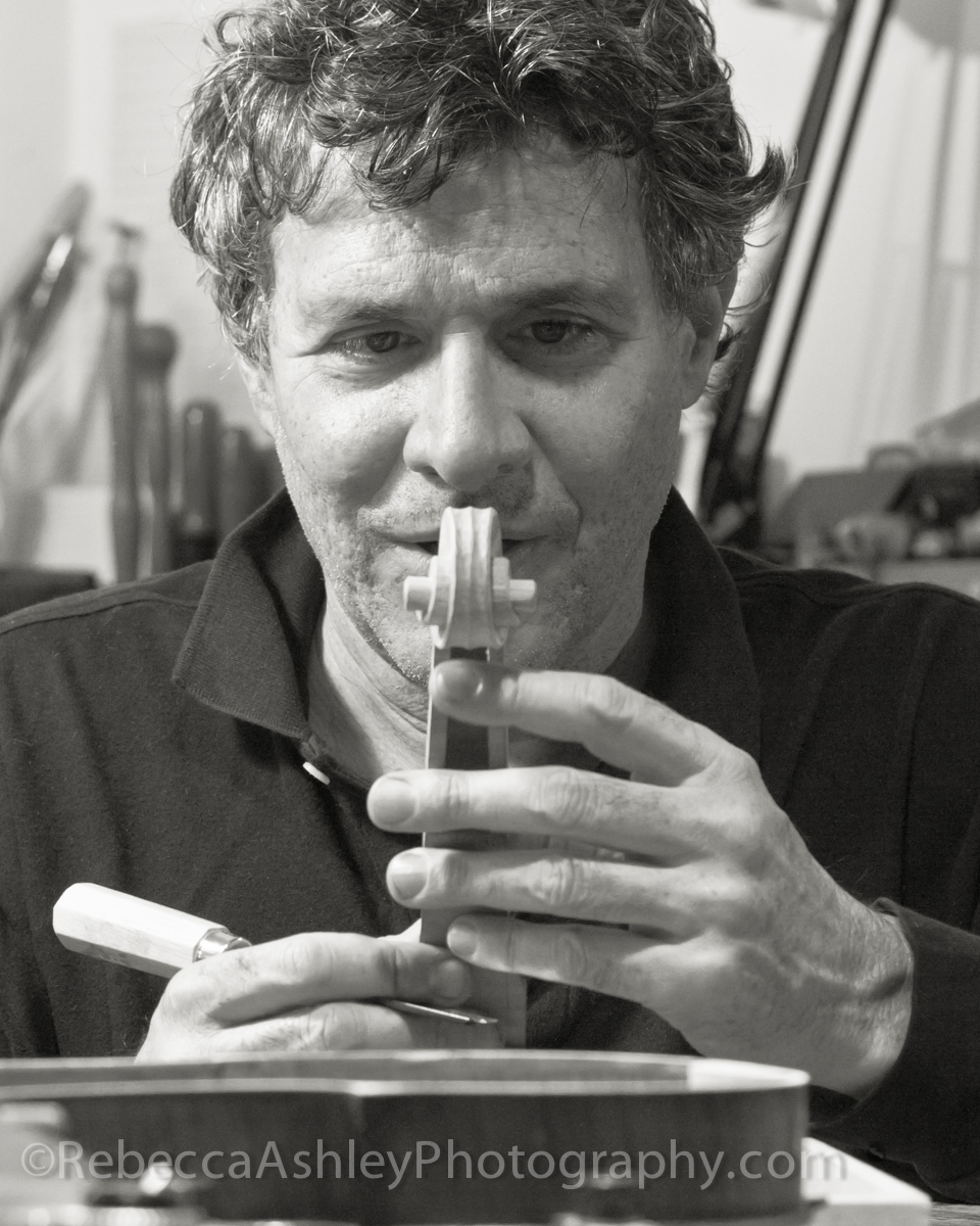 Sam Zygmuntowicz, Violin Maker