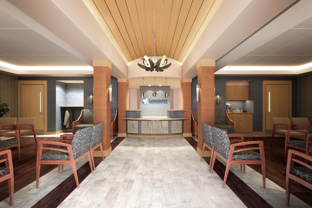 Longmeadow Family Dental Care - The Meridian Building, Hagerstown MD.