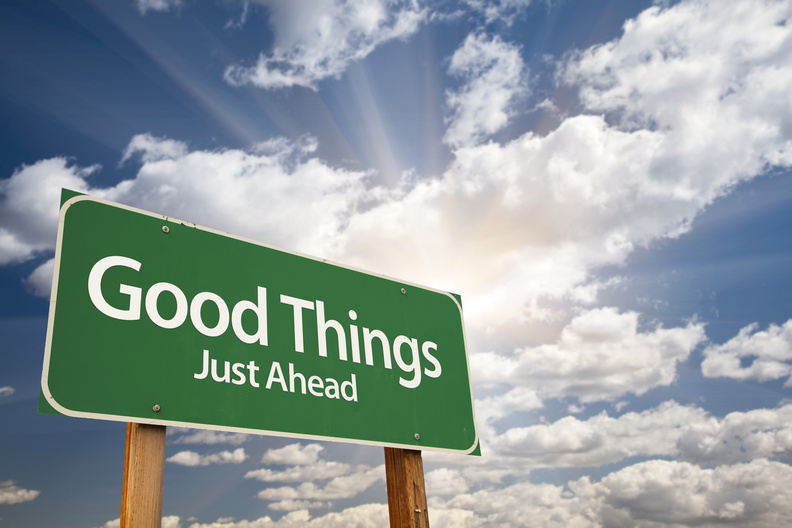 Good things sign STOCK PHOTO.jpg