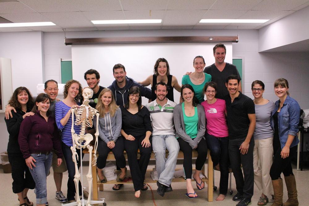 Western University - MClSc class of 2014
