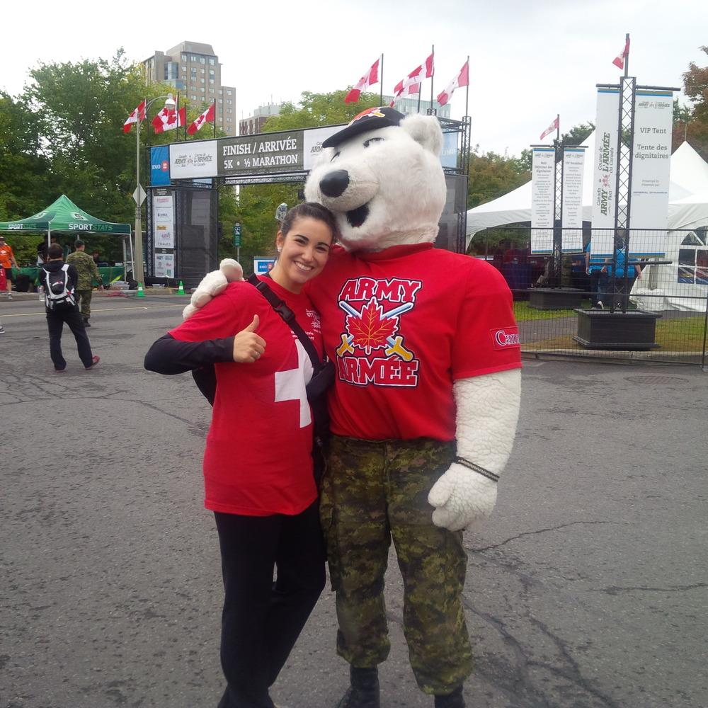 Army Run, Ottawa, 2014