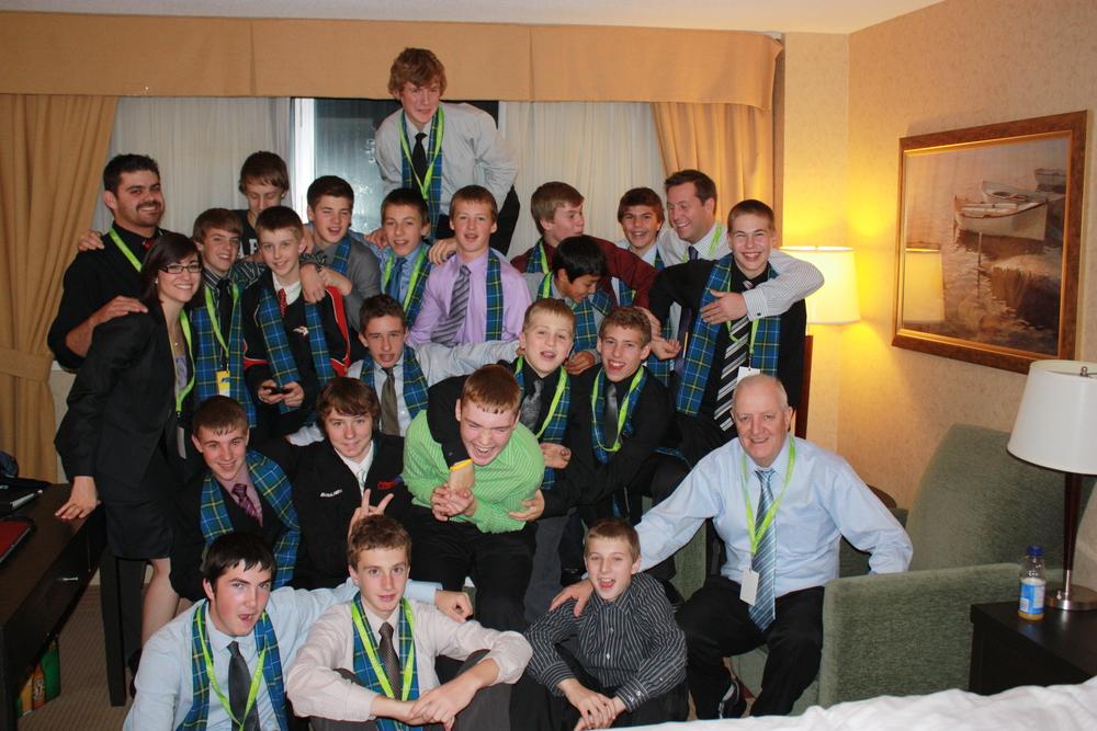 Hockey NS - u14 ACC 2009.JPG