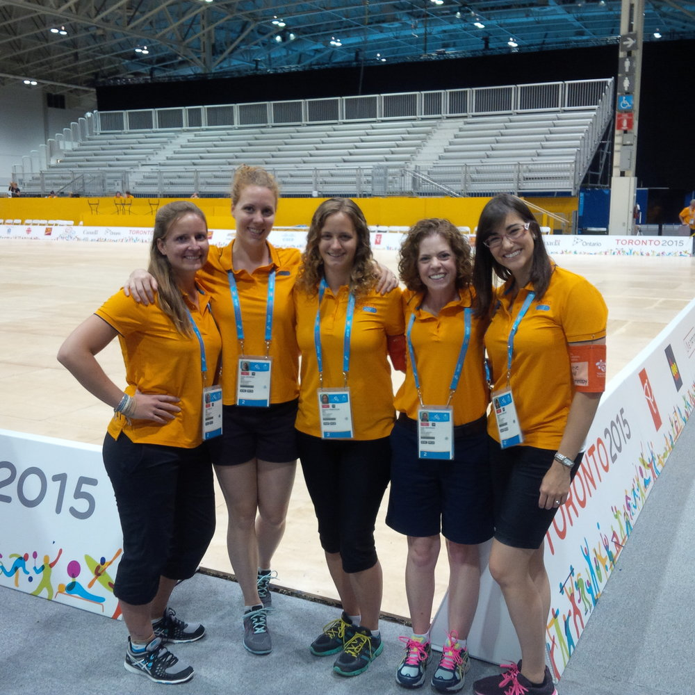2015 Pan Am Games - Medical Team 2.jpg