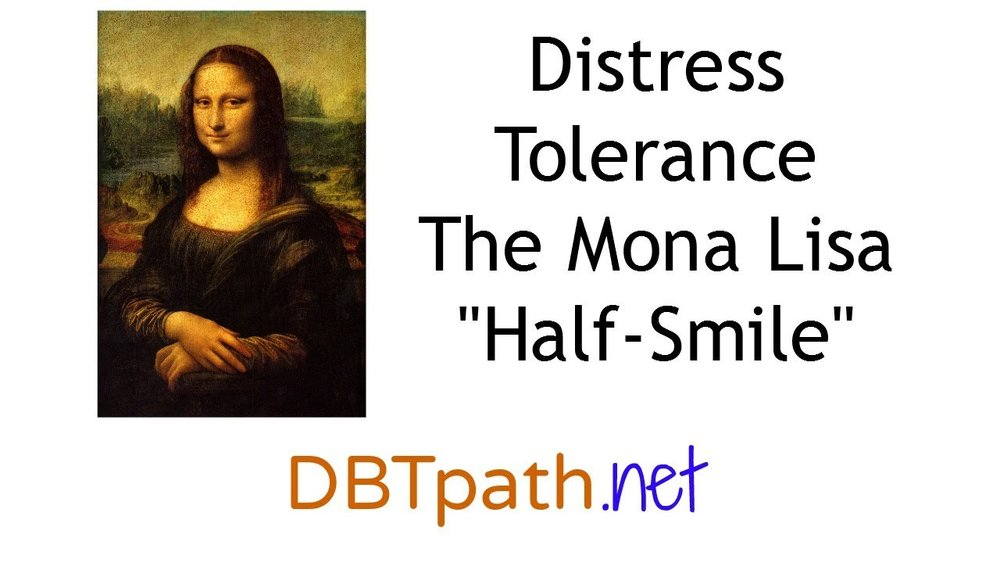 (If you click on the photo, it will link you to a You Tube video describing the Half Smile in more detail).