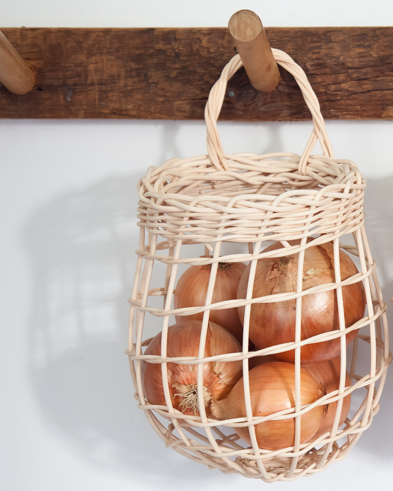 Wonderful Onion Basket