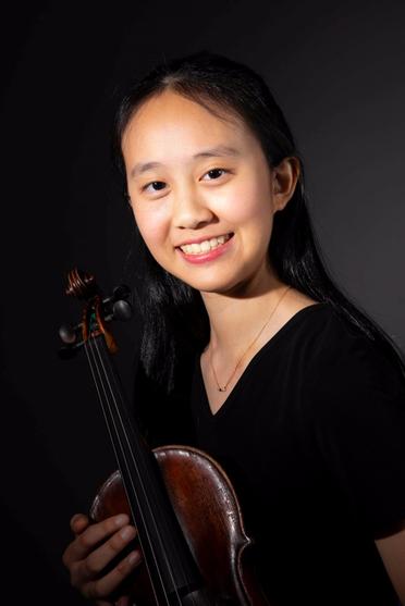 Jessica Wu, Violin Age 14 Queens, NY
