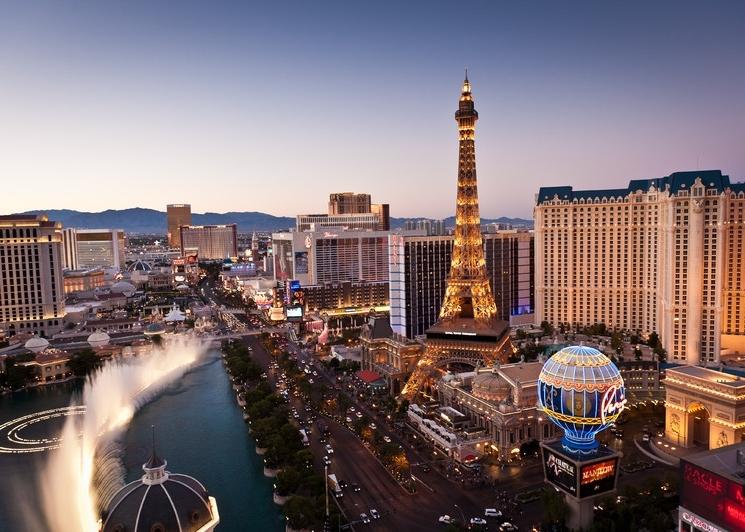 Las Vegas Weekend Package with stay at the Cosmopolitan Resort