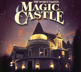 Pass and Miscellaneous Items to The Magic Castle