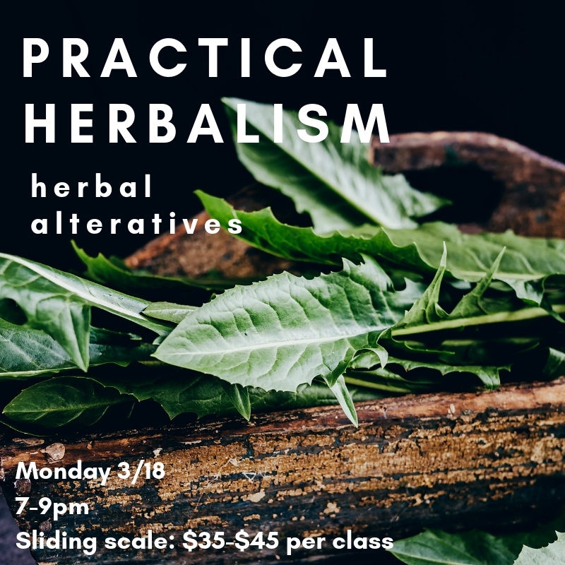 herbal alteratives