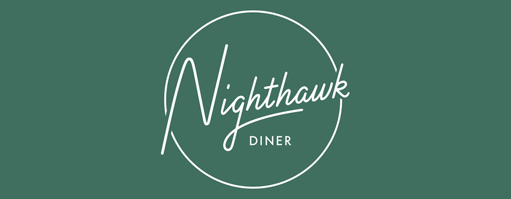 The Nighthawk Diner : burger food truck Sydney