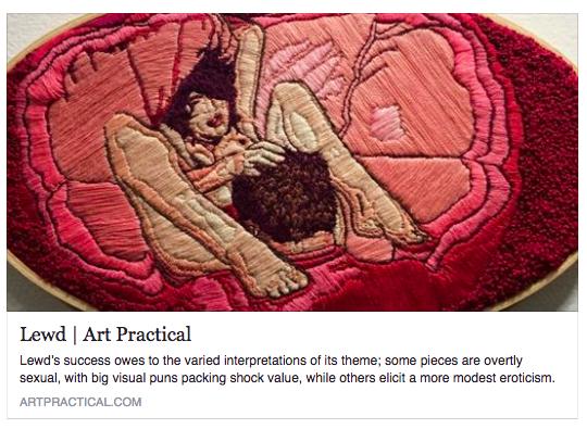 Lewd- Art Practical Shotgun Review by Ariel Zacheo
