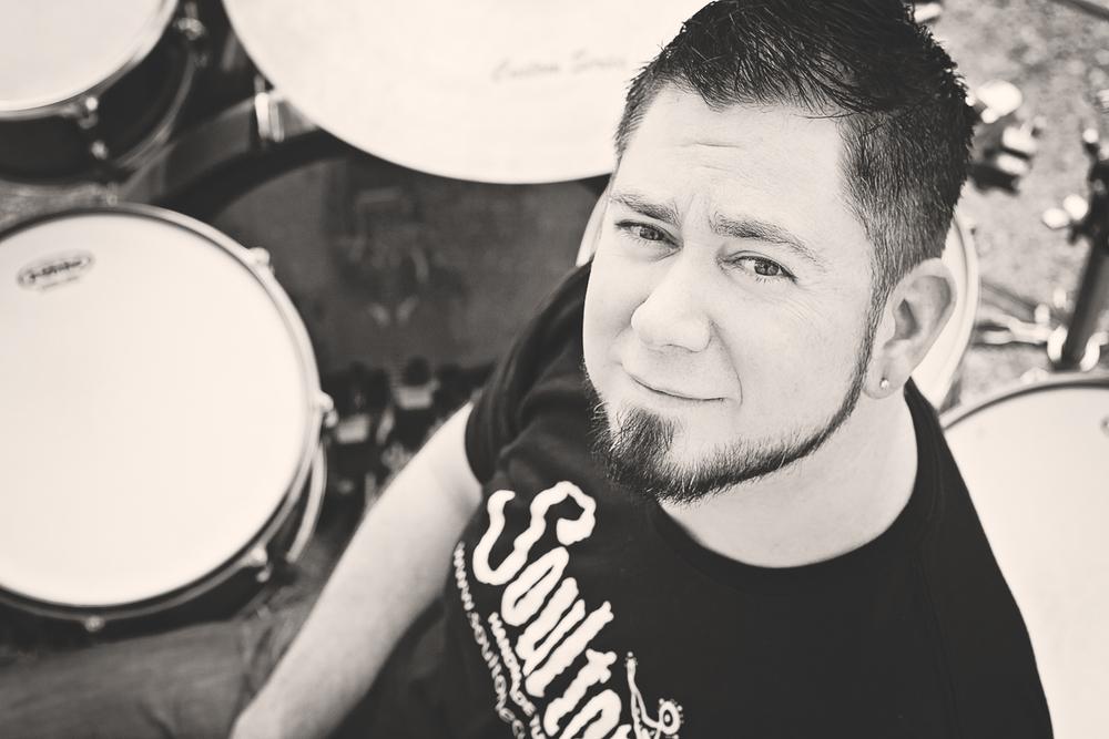 Jon Scroggins black and white