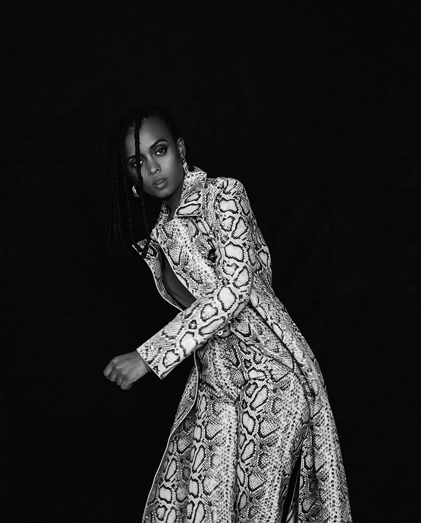 Kelela for Cover of Suited Magazine September 2018