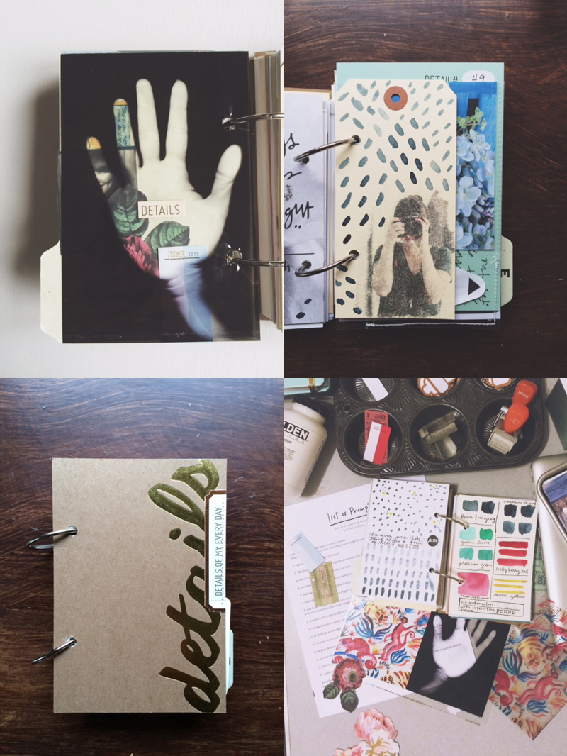 LLP blog | Details mini book sneak